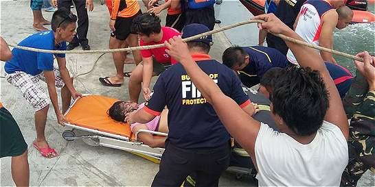 Al menos 34 muertos y decenas de desaparecidos en naufragio