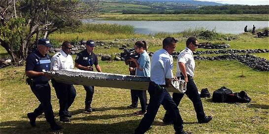 ¿Hallaron los restos del MH370 de Malaysia Airlines?