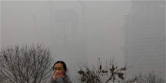 Pekín y otras ciudades chinas alcanzan contaminación récord