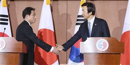 Corea y Japón indemnizarán a esclavas sexuales de la Segunda Guerra