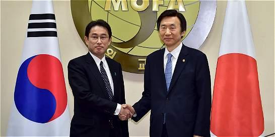 Histórico pacto entre Corea del Sur y Japón sobre esclavas sexuales
