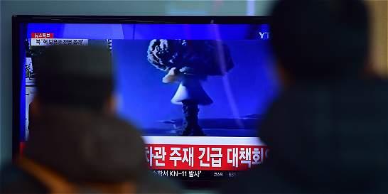 ONU convoca a Consejo de Seguridad por ensayo de Corea del Norte