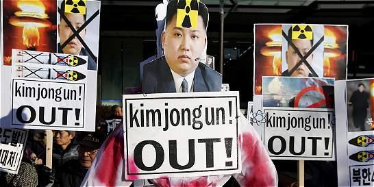 Corea del Sur lanza propaganda de guerra contra Corea del Norte