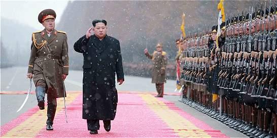 Corea del Norte alista prueba de misil de largo alcance, según Japón