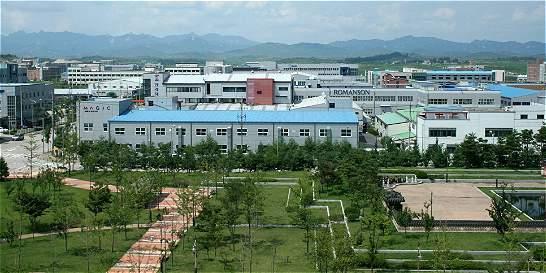 Seúl suspende operaciones en parque industrial en Corea del Norte