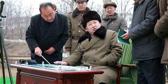 Kim Jong-un dice que Corea del Norte hará pruebas nucleares