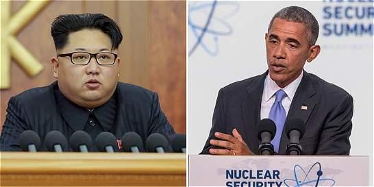 Corea del Norte insta a EE. UU. a cambiar sanciones por diálogo