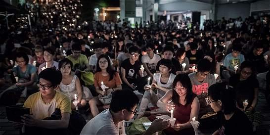 El último prisionero de Tiananmen saldrá de prisión en octubre