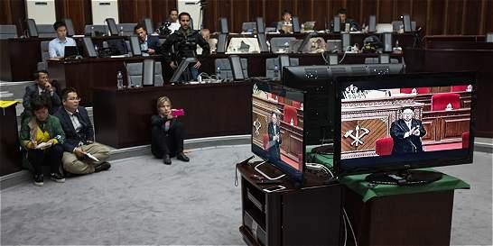 Kim Jong-un elogia prueba nuclear norcoreana en congreso del partido