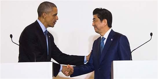 Obama honrará 'a las víctimas de la II Guerra Mundial' en Hiroshima