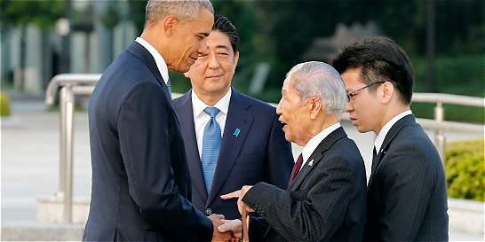 'No repetiremos esta tragedia de Hiroshima': Obama