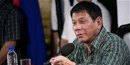 Presidente electo de Filipinas justifica el asesinato de periodistas