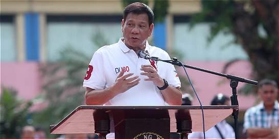 Presidente electo de Filipinas quiere reimplantar la pena de muerte