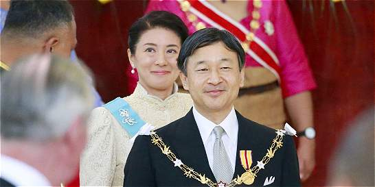 El príncipe Naruhito se perfila como nuevo emperador de Japón