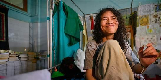 Irom Sharmila, la mujer que quiere ser como Gandhi