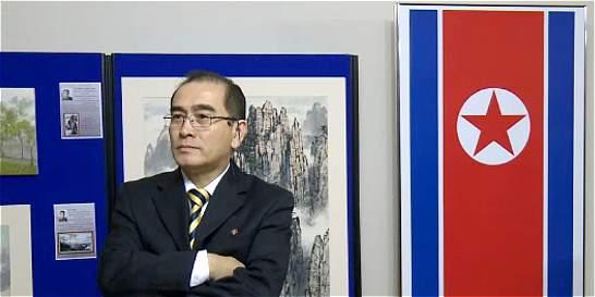 Deserción de diplomático en Londres golpea a Corea del Norte