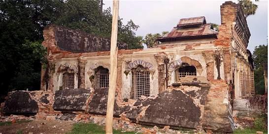 Terremoto de magnitud 6,8 estremece a Birmania