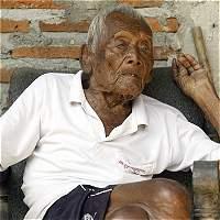 Un hombre sostiene que nació hace 145 años Indonesia