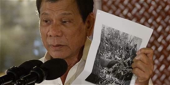 Exsicario acusa a presidente de Filipinas de ordenar asesinatos