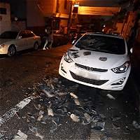 Dos fuertes sismos sacudieron a Corea del Sur