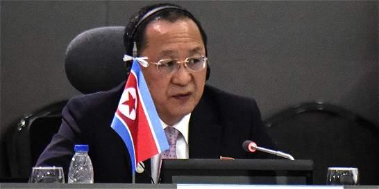 Corea del Norte lista para 'contraataque' por 'provocación' de EE. UU.