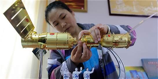 Estación espacial china Tiangong-1, a la deriva y se destruirá en 2017