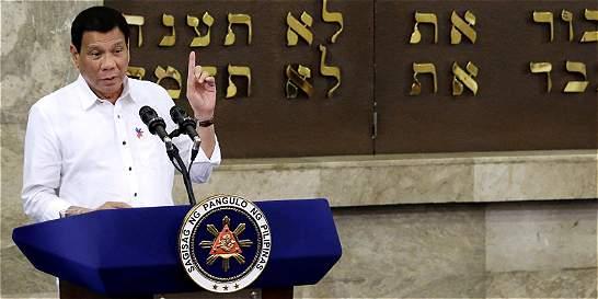 El presidente filipino manda a Barack Obama al 'infierno'