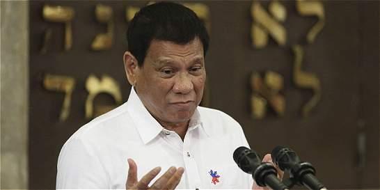 Filipinas pide a la prensa 'imaginación' para interpretar a Duterte