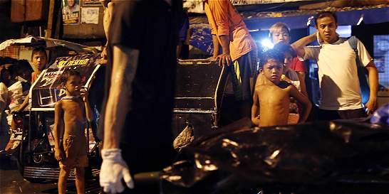 Los huérfanos de la guerra contra las drogas de Duterte