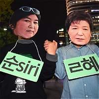 La 'Rasputina' coreana tiene en aprietos a la presidenta de ese país