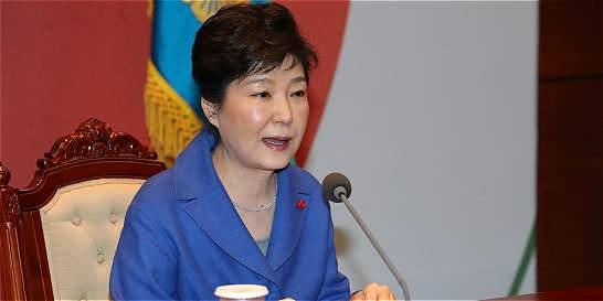 Escándalo de corrupción tumba a la presidenta de Corea del Sur