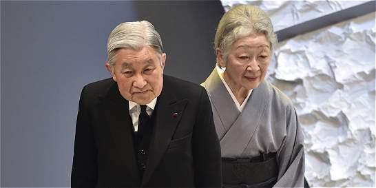 Japón cambiaría de emperador en 2019