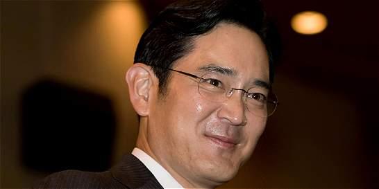 Solicitan arresto del heredero de Samsung por escándalo de corrupción