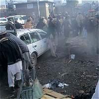 Explosión en un mercado en Pakistán deja al menos 21 muertos