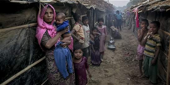 'Limpieza' étnica de los rohinyás, una vergüenza birmana
