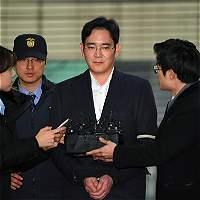 Acusan de soborno al heredero de Samsung por caso de corrupción