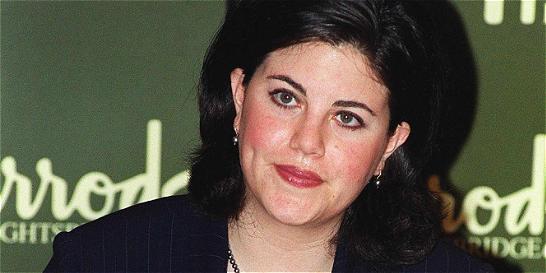 Monica Lewinsky revela detalles de su 'romance' con Bill Clinton