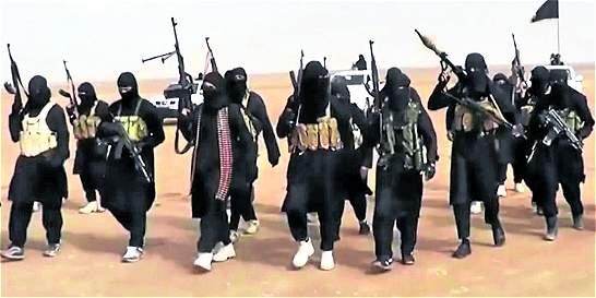 EE. UU. bombardea posiciones del grupo Estado Islámico en Siria