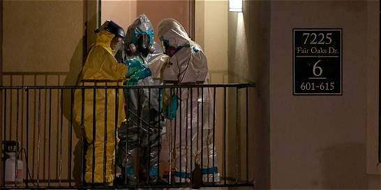 Máxima alerta en Texas para detener propagación de ébola en EE. UU.