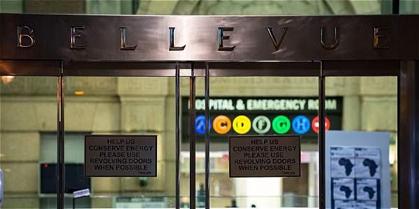 Después de la sospecha, el paciente fue ingresado en el hospital Bellevue