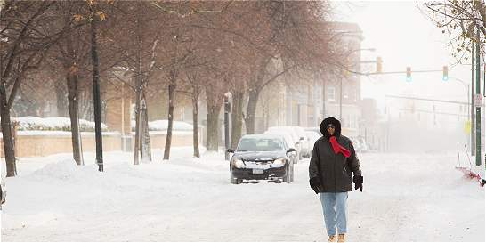 Tormenta de nieve deja al menos siete muertos en Nueva York
