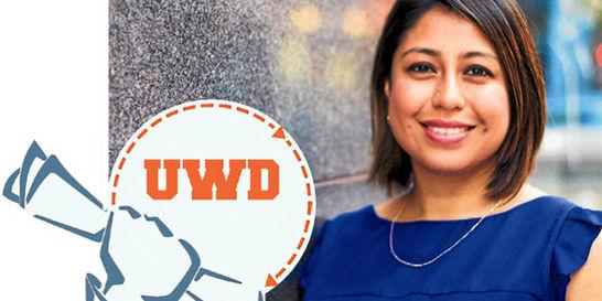 Habla la mujer que es la voz de los indocumentados en EE. UU.