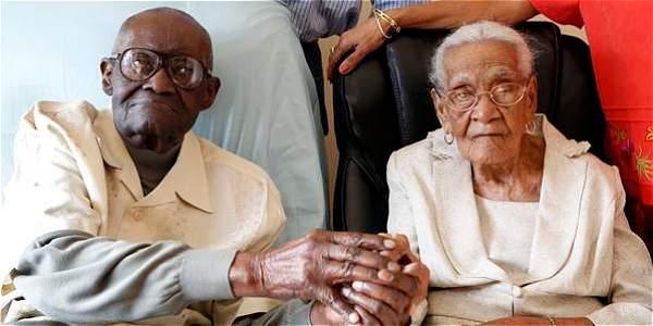 Duranord y Jeanne viven en Rockland, condado de New York, y celebran 82 años juntos.