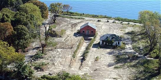 Hart Island, la fosa común más grande de Estados Unidos