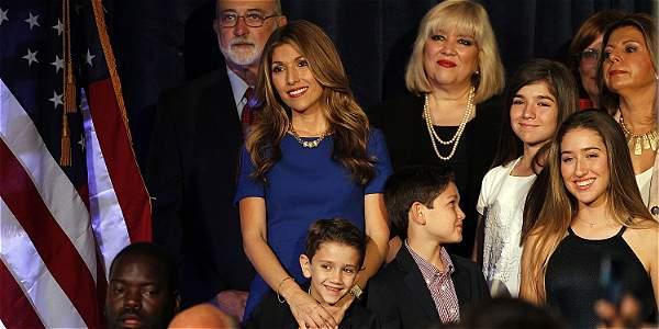 Esposa de Marco Rubio, colombiana que podría ser primera dama de ...