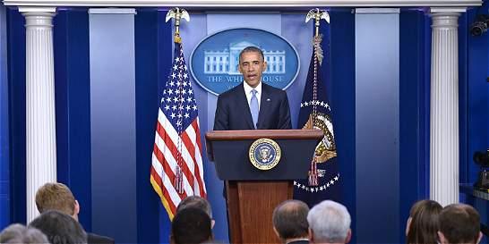 Obama asume 'toda la responsabilidad' por muerte de dos rehenes
