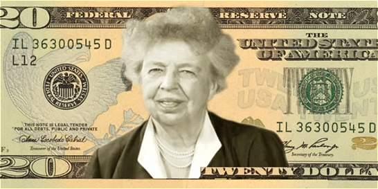 Feministas de EE.UU. luchan contra el 'machismo' del dólar