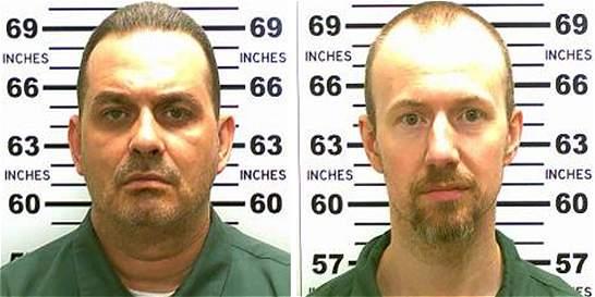 Una semana sin rastro de los fugitivos cárcel de Nueva York