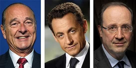 EE. UU. espió a los presidentes franceses Chirac, Sarkozy y Hollande