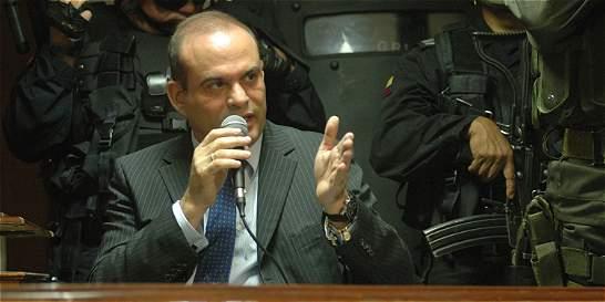 Salvatore Mancuso podría estar libre en cinco años